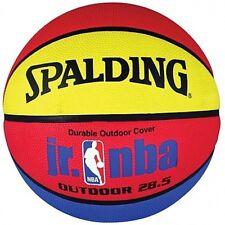 Spalding NBA Outdoor Multicolor Basketball - Size 6