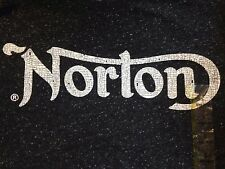 NEW WITH TAGS NORTON MOTORCYCLES T SHIRT SMALL