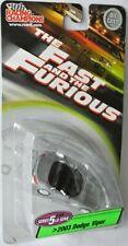 RARE Fast & Furious - 2003 DODGE VIPER - silver - 1:64 Racing Champions