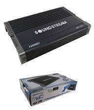 SoundStream 4 Ch Amplifier 1200W Class A/B Full Range Bass 2 Ohm Stable