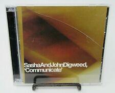SASHA & JOHN DIGWEED: COMMUNICATE 2-DISC MUSIC CD SET, 22 TRACKS, KINETIC REC.