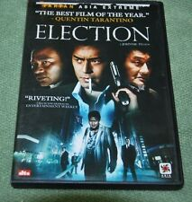 Election,Tartan Asia Extreme, Johnnie To, Dennis Law, region 1, NR,042498030462