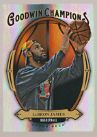 LeBron James 2020 Goodwin Champions Silver GB-10 Lakers