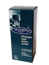 MHD: 02.2019; 50g Arauner Antigeliermittel, bessere Saftausbeute Weinherstellung