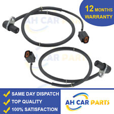 2X Abs Speed Sensor for Mitsubishi Lancer Evolution 4 5 6 Rear Left AND Right
