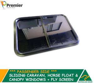 Sliding Window RV Caravan Motorhome Horse Float P/S L/T 500 mm(w) x 300 mm(h)