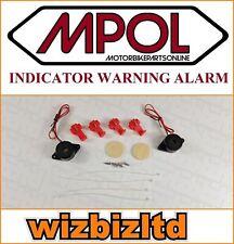 Zündapp 50 Bella R 2019 [Indicator Warning Alarm] [2x 85db Speakers] Buzzer