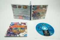 Sega Dreamcast *Marvel vs. Capcom: Clash of Super Heroes* OVP mit Anleitung