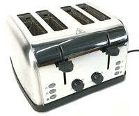 Russell Hobbs 18790 Toaster, Futura 4 Slice Toaster