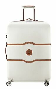 DELSEY Chatelet Air 4 Double Rolls Trolley 77 Trolley Angora