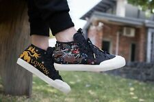 Adidas x footpatrol x juice  retro vintage oldschool Sneaker Chucks Gr. 44 2/3