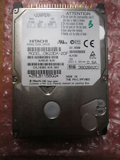 "Hitachi 20GB IDE 2.5"" Laptop Hard Disk Drive HDD DK23DA-20F (I102)"