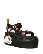Dr Marten's x Hello Kitty Vegan Sandal US 8 SOLD OUT!