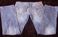 Jeans MISS SIXTY, Modèle Big Ty, Coupe Flare, W28 T.38 - TBE