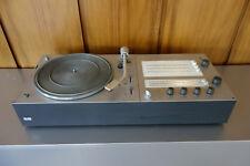 Braun Audio 2 TC 45 Kompaktanlage Plattenspieler und Receiver inkl. Lautsprecher