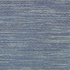 "2 YARDS - Deep Sea Blue Woven Crypton Upholstery Fabric 54""W 0538313"