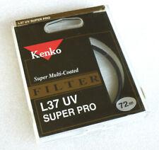 72mm Kenko Super Multi Coated L37 UV Super Pro Filter - NEW