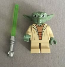 LEGO Star Wars Personaggio MASTER Maestro Yoda da 7964 very good con