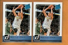 Nikola Jokic 2015-16 Donruss Rated Rookie RC #215 Lot 2