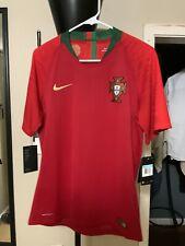 NWT Portugal Vaporknit Nike Home Soccer Jersey Size Medium