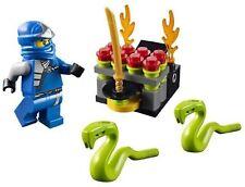 LEGO 30085 Ninjago Jumping Serpenti 1 minifigura istruzioni