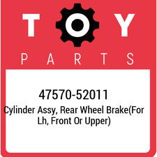 47570-52011 Toyota Cylinder assy, rear wheel brake(for lh, front or upper) 47570