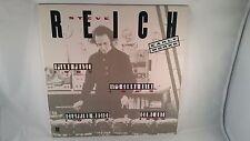 "Steve Reich ""Early Works"" LP"