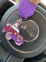 2019 Unicorn Rae Jeep San Antonio Fiesta Medal