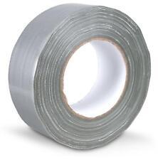 Zuverlässiges Gewebeband Gaffa Tape 48mm breit, 50m lang für Hobby & Beruf, grau