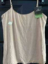 Women's Jockey No Panty Line Promise Shelf Bra Camisole - MSRP:  $26 - NWT