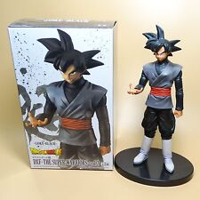 "DragonBall Z DBZ Goku Black The Super Warriors PVC statue FIGURE 6"" NEW IN BOX"