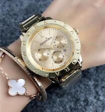 New Fashion Bear Design steel Strip Watch Women Ladies Quartz Electronic Watches