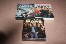 Veronica Mars: The Complete Series, Seasons 1, 2 & 3 DVD *Brand New Sealed*
