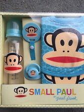 Small Paul By Paul Bebé 5 Pieza Set for Boys Blue