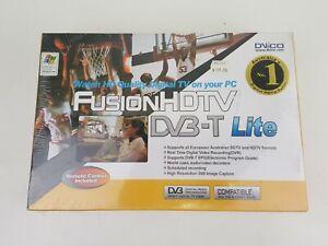 DVB-T DIGITAL TUNER PCI CARD TV HD VIDEO CAPTURE DVICO FUSION LITE HDTV SDTV