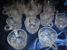 15 slewed horseshoe l e smith punch cups 2 1/8 inch plain base/straigh