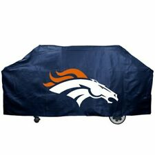 Denver Broncos NFL Heavy Duty DELUXE BBQ Barbeque Grill Cover