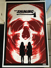 The Shining movie poster print