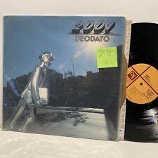 Deodato- 2001- CTI Jazz LP- VG+-/ VG+-