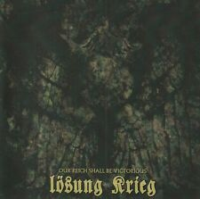 LOSUNG KRIEG-CD-Our Reich Shall Be Victorious