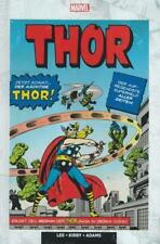 Marvel classique: Thor 1 HC allemand Variant-reliés Lim. Jack Kirby + NEAL ADAMS
