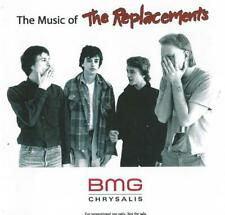 THE REPLACEMENTS The Music of The Replacements promo publishing sampler 2CD