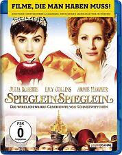 SPIEGLEIN SPIEGLEIN (Julia Roberts, Lily Collins, Armie Hammer) Blu-ray Disc NEU