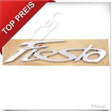 """⭐️ Original Ford """" Fiesta """" Emblem Logo Schriftzug Abzeichen Selbstklebend"""