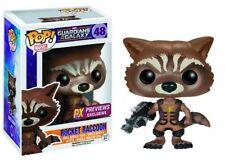 Pop Guardians of the Galaxy Rocket Raccoon Ravagers Bobble Head Funko