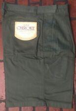 Olive Green Khaki Shorts Size 33