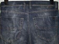 Diesel tepphar slim-carrot fit jeans wash 0827J W31 L30 (a2135)