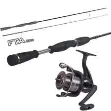FTA Spin 180 cm 10-25 g + Global Pro T II FD25