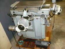 Moore Universal Measuring Machine Base Jig Borer Dro Power Feeds 1 12