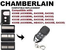 Chamberlain Liftmaster 4330E, 4332E, 4333E, 4335E Compatible Remote Control